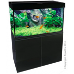 Brilliance 100 Rectangular 225L Aquarium Set