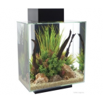 Fluval Edge Large Tall Black Aquarium 46l